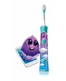 Sonicare For Kids Connected