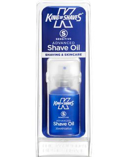 Sensitive Advanced Shave Serum 20ml