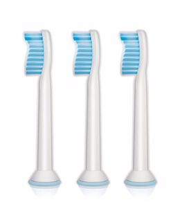 Sensitive 3 Pack Toothbrush Heads