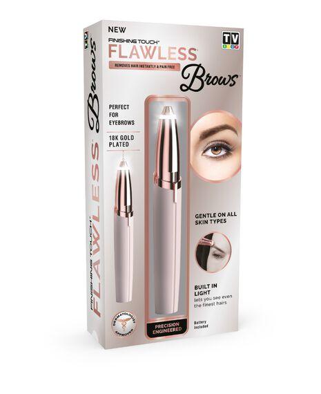 Flawless Eyebrows