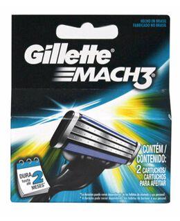 Mach 3 2 Pack Blades