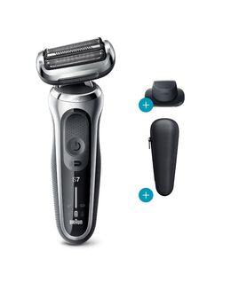 Series 7 Wet & Dry Shaver with Precision Trimmer Head