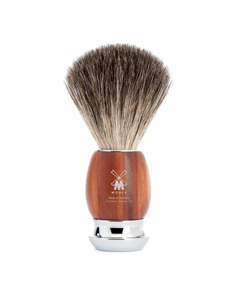 Pure Badger Brush - Plum Tree