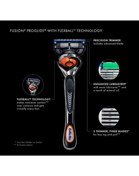 Fusion5 ProGlide Blades Refill 4 Pack