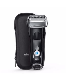 Series 7 Wet/Dry Electric Shaver Black plus Travel Case
