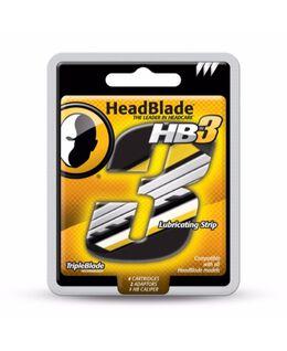 Triple Blade 4 Pack Blades