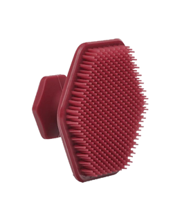 The Face Scrubber   Gentle - Burgundy