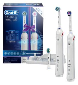 Smart 5 Dual Handle Electric Toothbrush