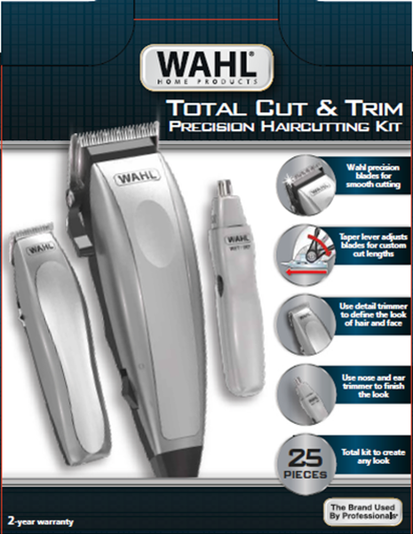 Total Cut & Trim