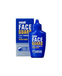 Face Guard Tough Beard Shave Oil - 50ml