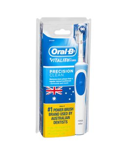 Vitality Precision Clean Electric Toothbrush incl. 1 extra head refill