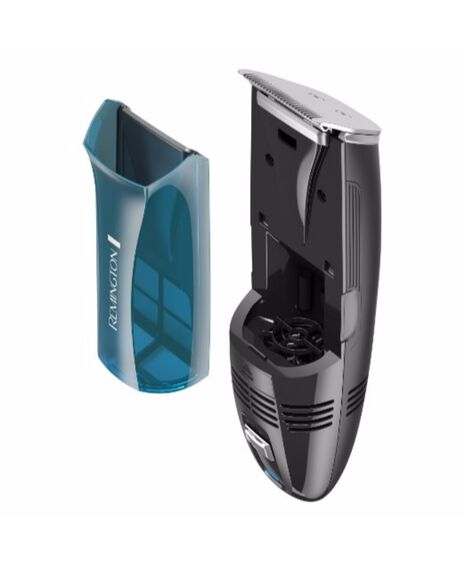 Vacuum Hair Clipper