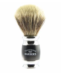 Silver Tip & Pure Badger Brush