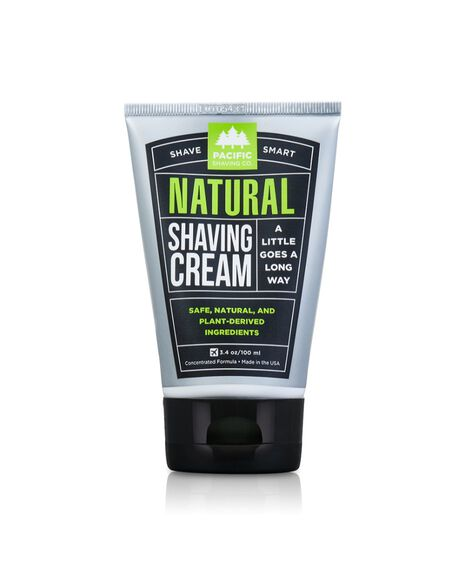 Natural Shaving Cream 100ml