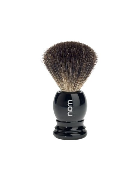 Pure Badger Brush - Black
