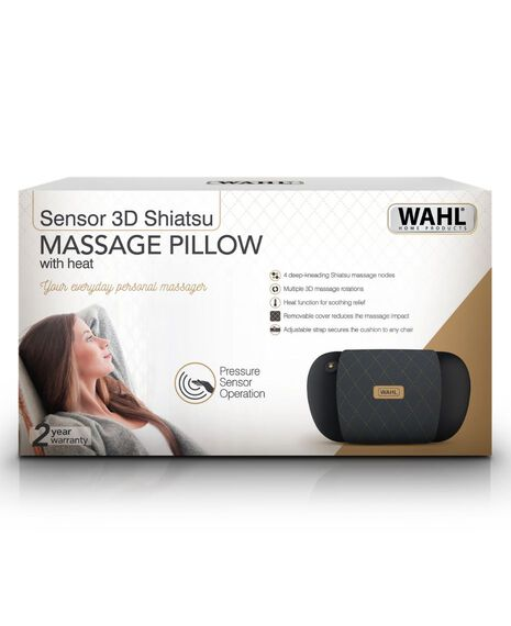 Sensor 3D Shiatsu Massage Pillow