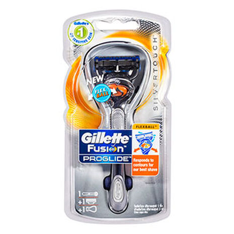 Proglide Silvertouch Razor and 2 x cartridges