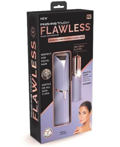 Flawless Facial Hair Remover - Lavender