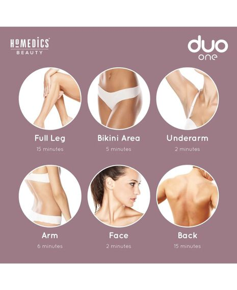 Duo One IPL Long Term Hair Removal