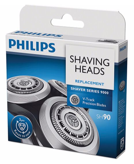 SHAVER SERIES 9000 SH90/60 REPLACEMENT SHAVING HEAD
