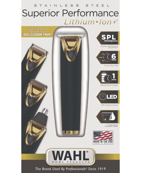 Superior Perfomance Li Ion Trimmer