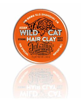 Wild Cat Hair Clay