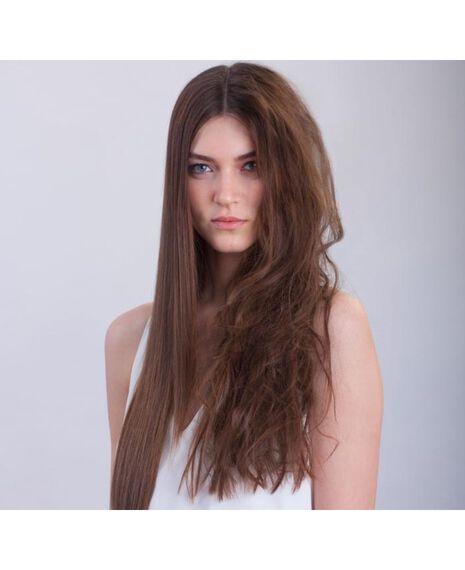 GO Hair Straightening Ceramic Brush