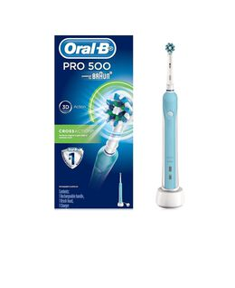Pro 500 Cross Action Electric Toothbrush