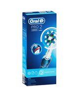 Pro 2000 Electric Toothbrush, Dark Blue