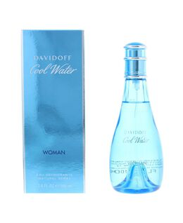 Cool Water Women Eau Deodorante - 100ml
