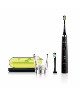 DiamondClean Black Electric Toothbrush