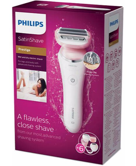SatinShave Prestige Wet & Dry Electric Lady Shaver