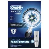 Pro 700 Electric Toothbrush, Black
