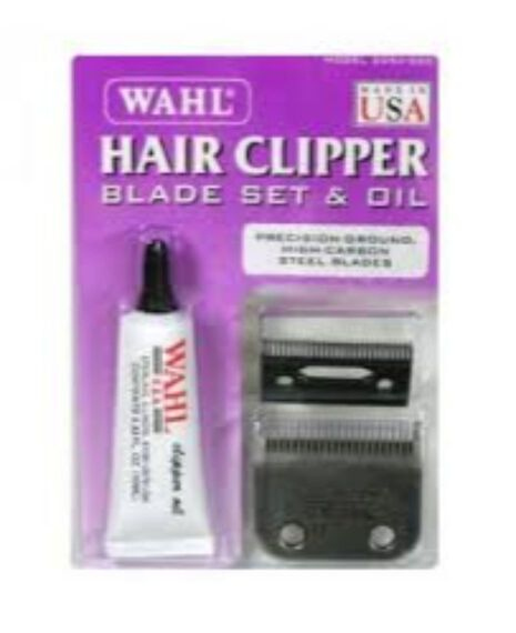 Precision Clipper Blade Set & Oil