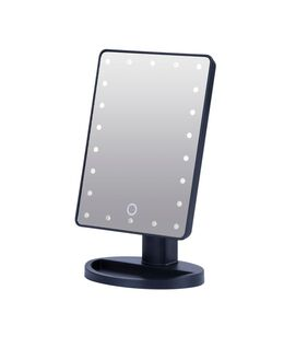 Glamour Makeup Mirror - Black