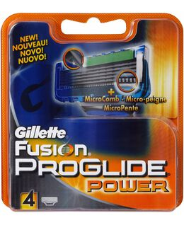 ProGlide Power 4 Pack Blades
