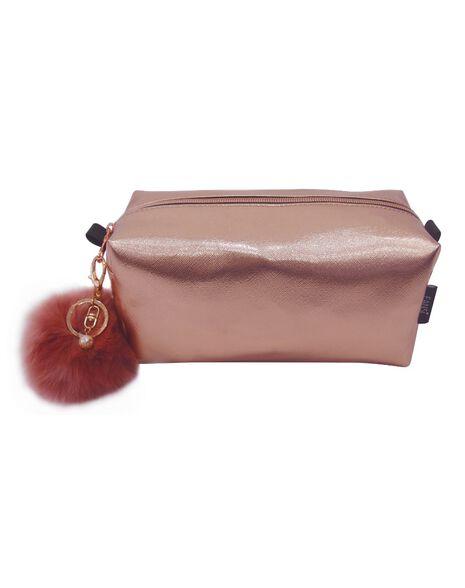 Toiletry Bag - Rose Gold