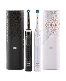 Genius AI Dual Handle Electric Toothbrush