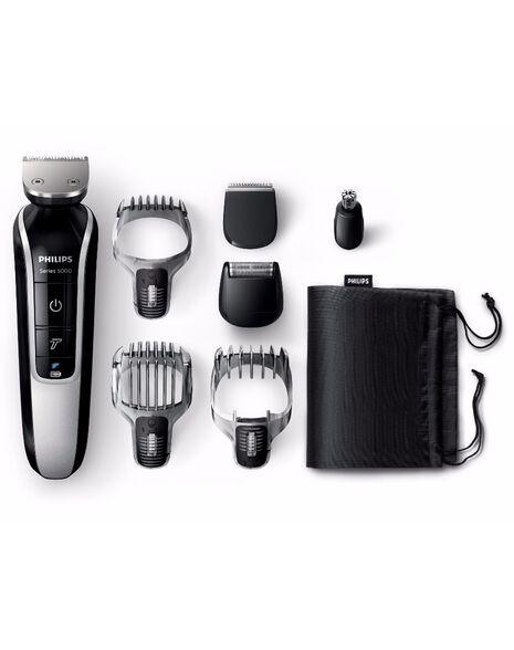 Series 5000 Multigroom 7-in-1 Grooming Kit