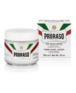 Pre & Post Sensitive Shave Cream 100ml