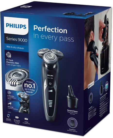 Series 9000 Shaver