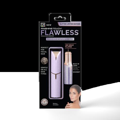Facial Hair Remover - Glitter Lavender