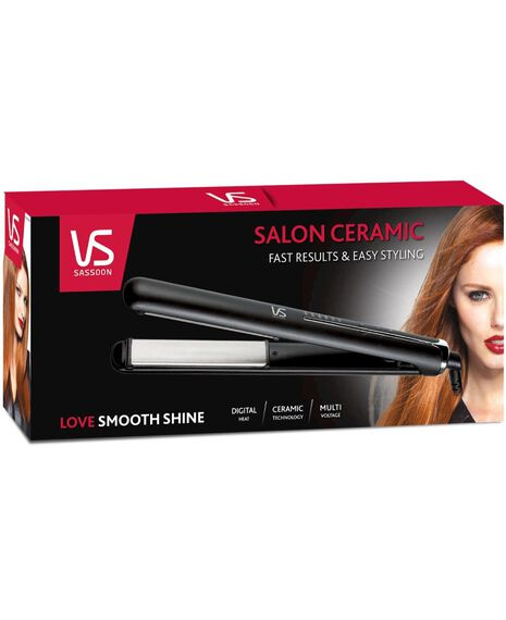 Salon Ceramic Straightener
