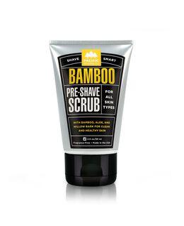 Bamboo Scrub