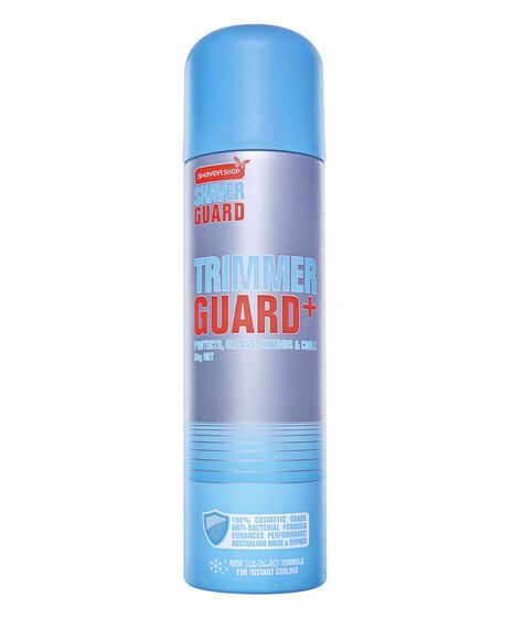 Trimmer Guard - Sanitise and lubricate your Trimmer or Groomer